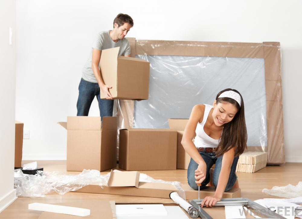 8 Tips For Moving Into Your First Apartment