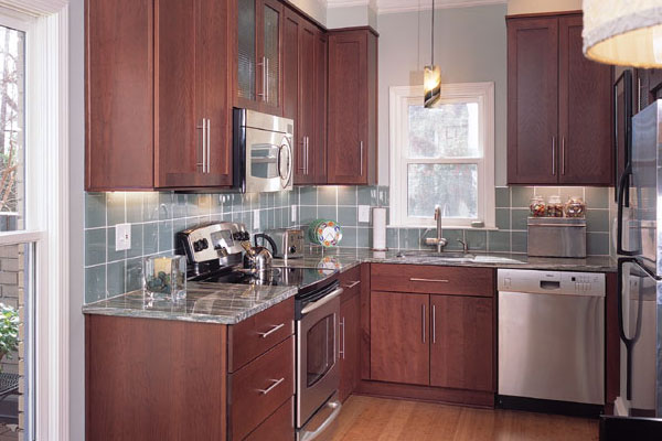 kitchen-organized