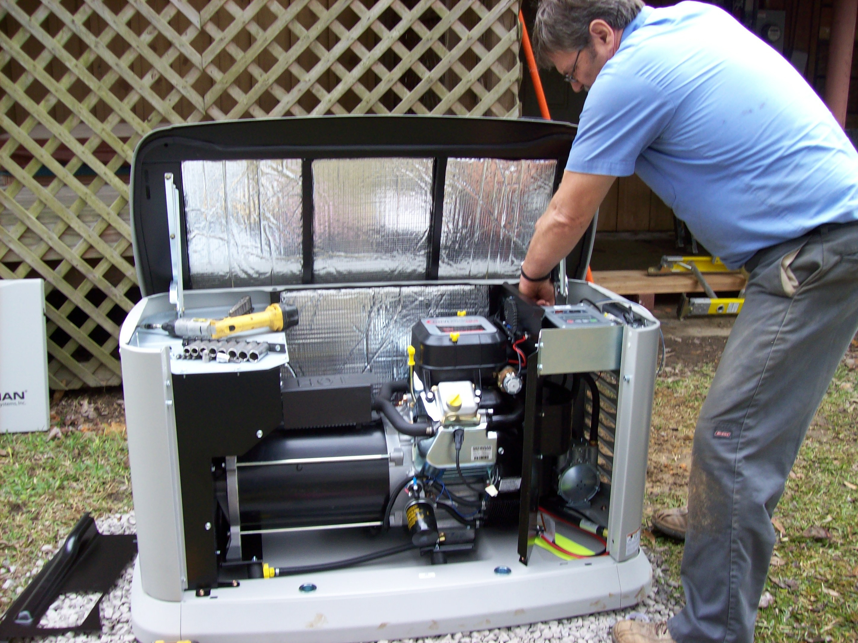 How to Take Care of Your Home Power Generator My Horizon Home