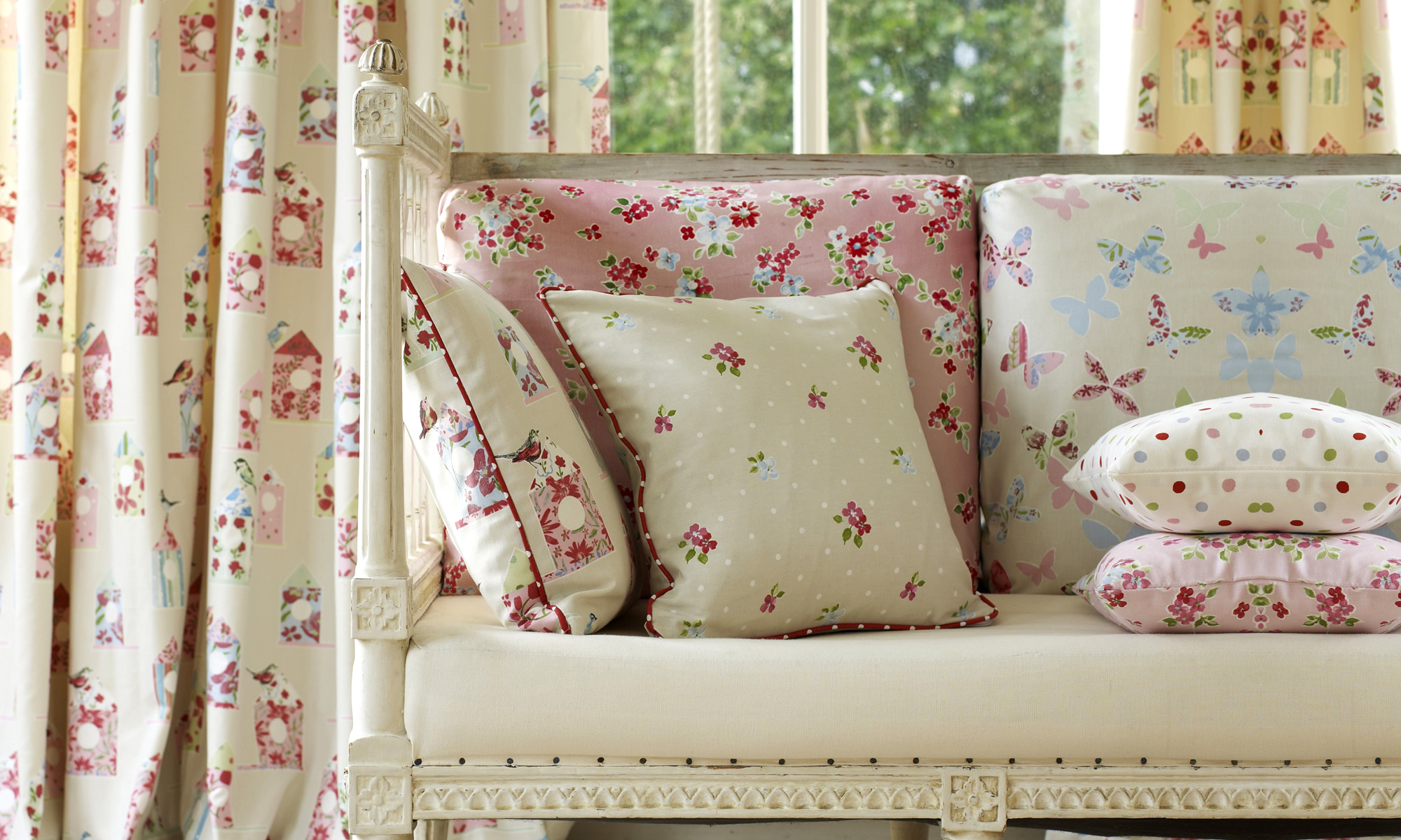 Selby soft furnishings the best online store for for Online decor stores