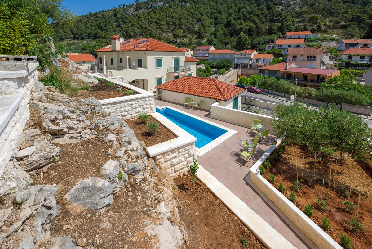 Apartments in Croatia
