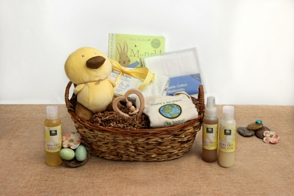 Unique Organic Baby Gifts