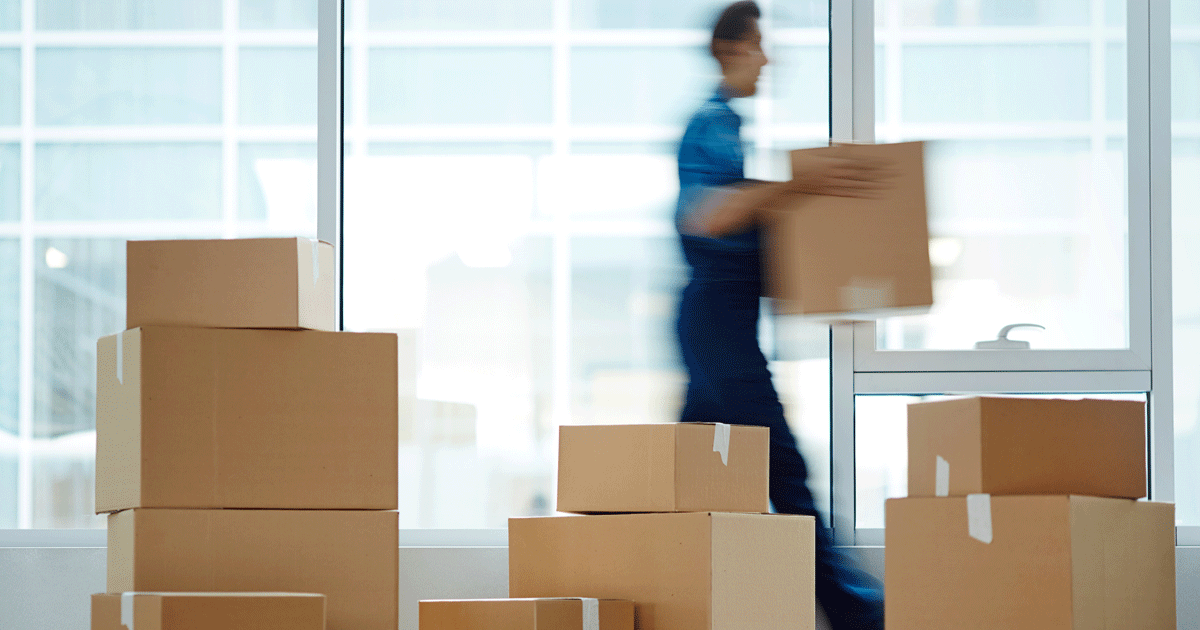 Move an Office back to the U.S. from Japan
