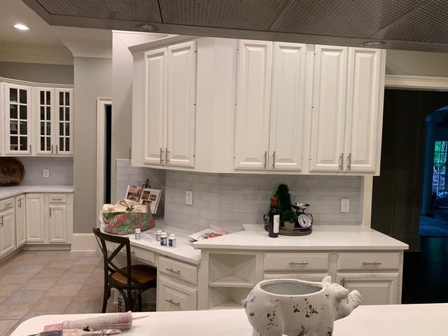 cabinet painters Atlanta