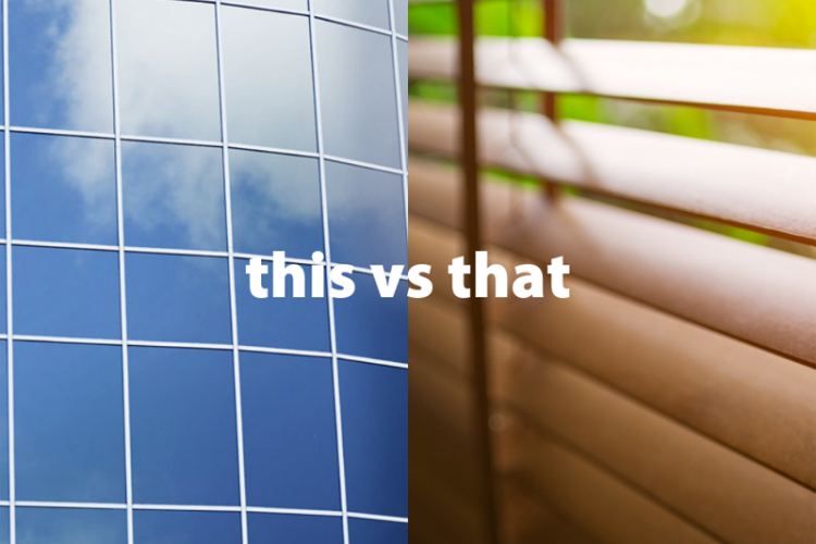 Why Is Window Tinting Considered Better Than Blinds