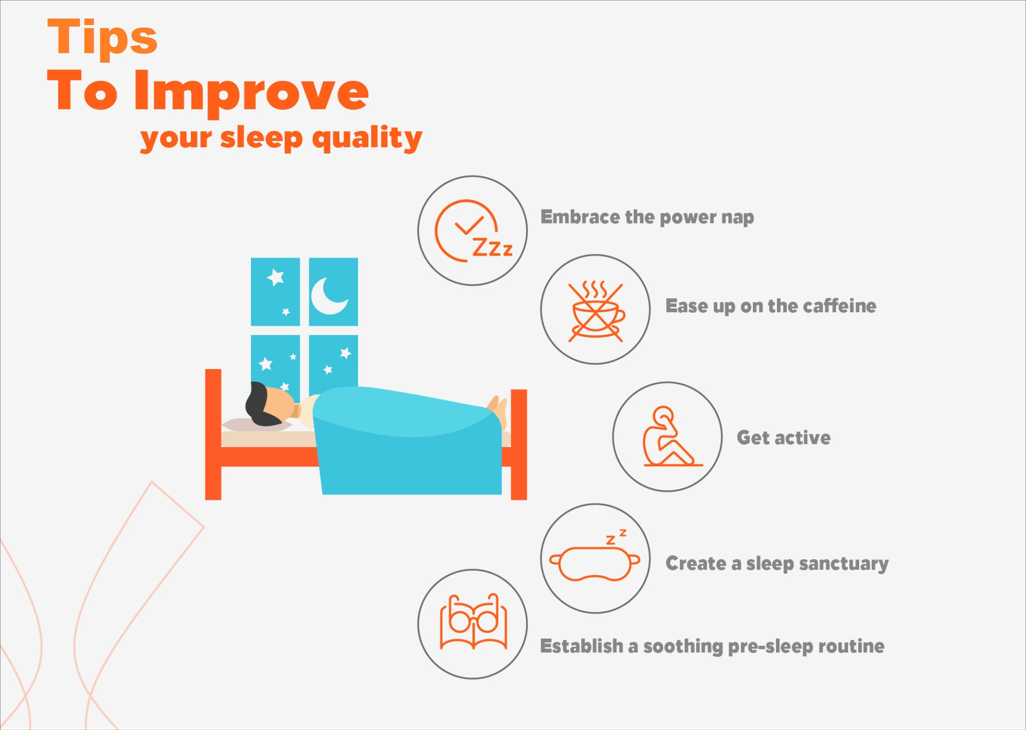 Tips To Improve Your Sleep Quality