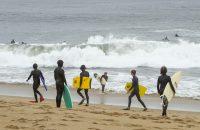 Best surfing beaches in Asia
