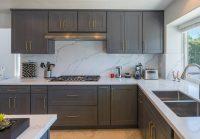 Dusty Blue Shaker - dusty blue kitchen cabinets - 5 - RTA Kitchen Cabinets - CabinetDIY